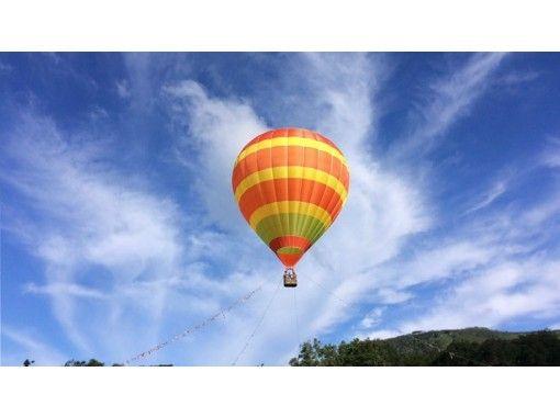 【北海道・洞爺湖】熱気球バルーン体験の紹介画像