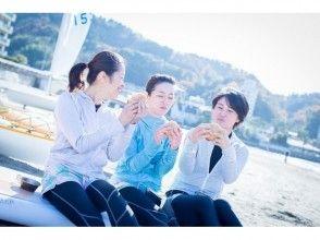 【湘南・逗子】シーカヤックにのって海ごはんを食べに行こう。ランチ付の画像
