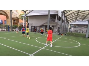 [Tokyo, Yoyogi] Held for 2 hours! Individual participation futsal that even one person can participate. No movie