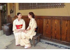 【Kumamoto・Hitoyoshi】 Kimono Dressing and Tea Ceremony Experience