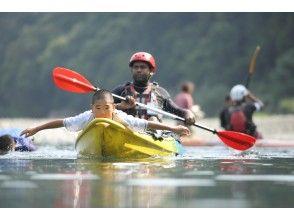 【和歌山・古座川】カヌー&川遊び体験(半日3時間コース)お子さま連れファミリーおススメ!