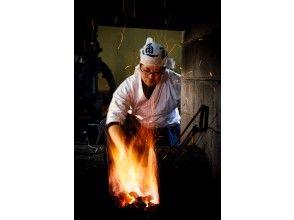 【京都・亀岡】日本刀と同じ素材「玉鋼」を使用!京都で唯一の本格刀剣作り<将大鍛刀場>