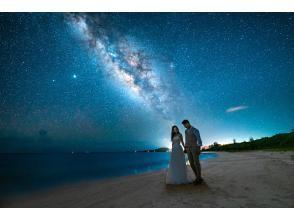 【沖縄・石垣島】星空ウェディングフォト☆世界で1番美しい結婚写真を撮ります☆
