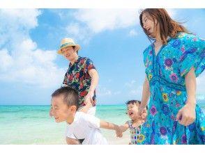 【沖縄・石垣島】家族写真撮影☆旅行に来た想い出をプロカメラマンに撮ってもらいませんか?