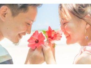 【沖縄・石垣島】カップルフォト☆恋人との大切な旅行の想い出をお写真に残しませんか?ずっと想い出話ができるような素敵なお写真を撮影します☆