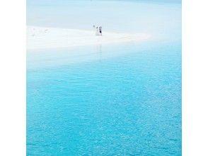 【沖縄・久米島】フォトツアー 久米島イーフビーチ・ウェディングフォトプラン