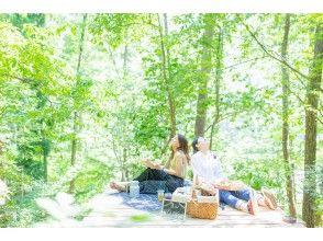 【京都・美山】手ぶらでOK◎ のびのびピクニックランチ&電動レンタサイクルプラン!≪豊かな美山の自然と食を満喫≫