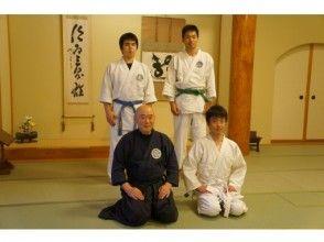 [Ishinomaki City, Miyagi Sendai and a valuable experience of Aiki Jiu-Jitsu (sightseeing jumbo taxi)
