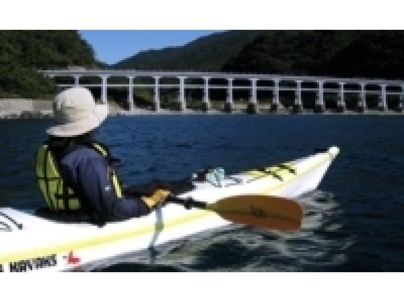 【山口県・1日】体験シーカヤック【初心者歓迎】の紹介画像