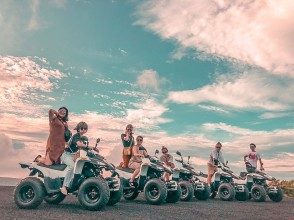 [East Kyoto, Izu Oshima] ★ All-terrain vehicle experience ★ proceed various road extraordinary experience! You can get on with an ordinary driver's license ♪