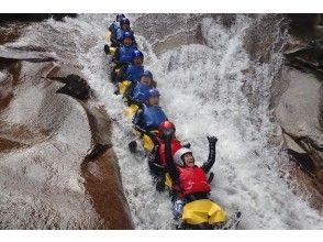 [Ehime / Nametoko Gorge] Nametoko Gorge Adventure! Experience canyoning and tent sauna!