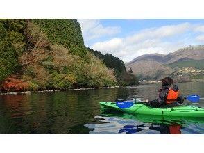 [Hakone / Lake Ashi] Beginners can enjoy nature with peace of mind! Hakone trip from the lake Kayak Half-day touring