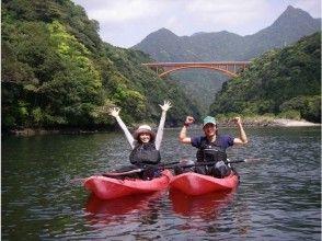 【鹿児島・屋久島】世界遺産の屋久島でリバーカヤック!半日コース