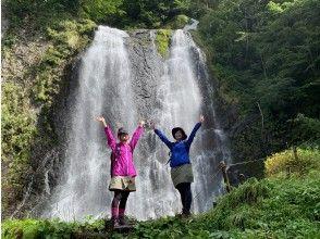 【岐阜県・高山市】乗鞍山麓五色ケ原 溶岩を登って下って滝めぐり トレッキング かもしかコース