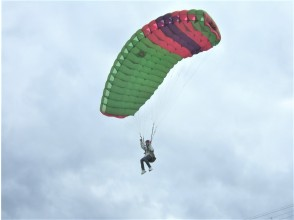 [Hyogo/ Kannabe]Paragliding experience! Plenty of flights a day-OK from 4 years old! Enjoy with your family!