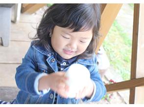 【広島・世羅町】しぼりたてミルクで作るふりふりバター作り体験
