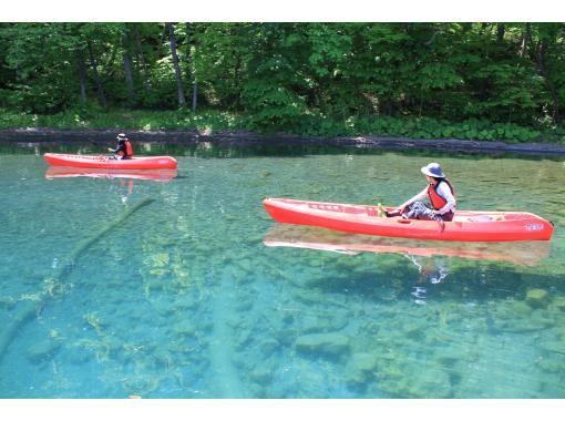 Lake Toya Kayak Kayak shore of the eastern lakeの紹介画像