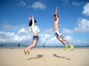 【石垣島シュノーケリング・幻の島・午前】抜群のロケーション!白い砂浜の奇跡の島で映えよう!幻の島上陸!&AMシュノーケリングボートツアー