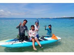 【宜野湾発/半日】貸切ボートでスノーケル&体験ダイビング★小さなお子様やペット連れでも安心!