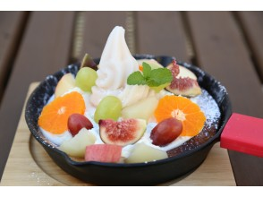 """[Tokushima / Itano Town] Experience unique to a peach farmer's directly managed cafe! """"Peach-making afternoon tea"""""""