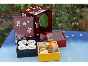 """[Tokushima / Tokushima City] Special lunch box for Halle's Day """"Yuyama Box"""" An experience of enjoying a small heavy box lunch while thinking about the Tokushima"""