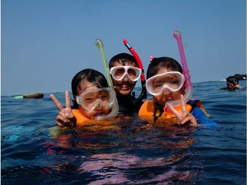 【静岡県・伊豆海洋公園】初心者歓迎!体験スノーケリング(地域共通クーポン利用可能プラン)の紹介画像