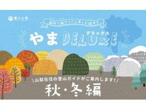 【山梨県】=やまデラックス=【コース⑥】茅ヶ岳・金ヶ岳 レベル★★