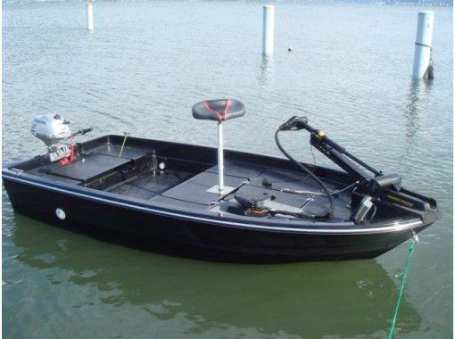 【滋賀・琵琶湖】☆琵琶湖でバス釣り☆バスボートレンタル(2馬力免許不要)♪