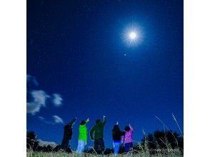 大事な人と満点の星空を見たい! 天文ガイドと行く安達太良天文観察塾。