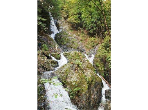 【京都・美山】洞の滝トレッキングツアー 初心者歓迎◎ 美山の秘境の滝を目指す!(昼食付)