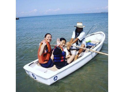 [神奈川县/羽山市]欢迎初学者♪划船去!羽山海中的空手海钓计划♪の紹介画像