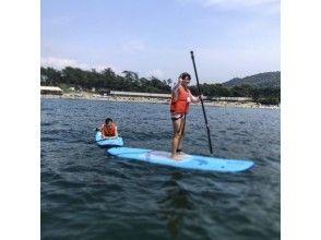 [神奈川/叶山]随意在海上散步♪SUP 60分钟〜可以选择租赁时间和开始时间的租赁计划♪