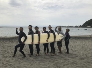 [Kanagawa / Hayama] Feel free to rent ♪ Surfboard 60 minutes with selectable rental time and start time ~ Rental plan ♪