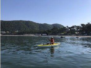[神奈川县/羽山市]随意出海♪坐上独木舟60分钟,选择租赁时间和开始时间〜租赁计划♪