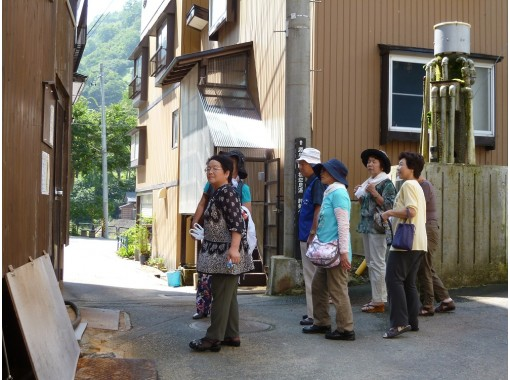 [Hijiori Onsen, Yamagata Prefecture] Hijiori Onsen town walk around the source and history ★ A local guide will guide you through the charming cityscape ♪ Let's go out to find hidden sights!の紹介画像
