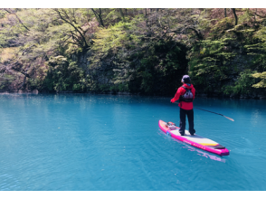 40,000 blue SUP experience! Free tour photo gift ♪