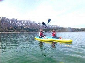 [Nagano / Lake Aoki SUP] 2 hours with plenty of SUP rental at the highly transparent Lake Aoki!
