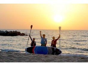 【兵庫・淡路島】淡路島で海あそび!慶野松原でSUPをしよう! ボードに立ち漕ぎ出せば、そこはまさに異空間。 ガイド同行写真撮影付き♪