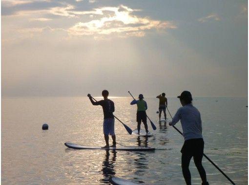 【徳島:小松海岸】SUPレッスン SUP体験をしながら海上散歩