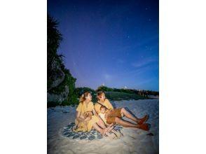 <Okinawa Headquarters> Starry Sky Photo and Sora Sanpo in Sesoko Beach