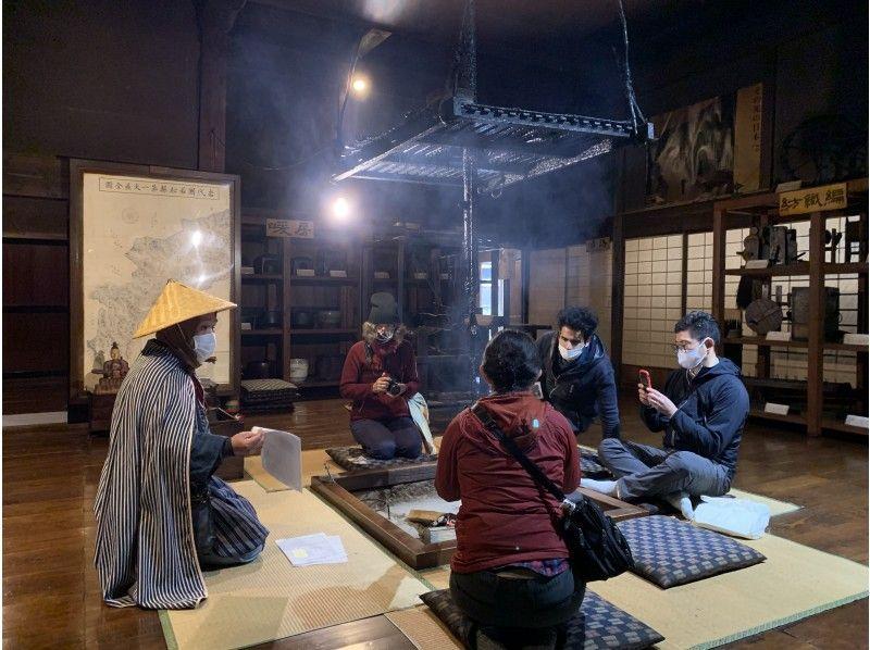 [Fukushima Prefecture, Minamiaizu] Samurai Spirits experience rooted in the post townの紹介画像