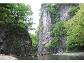 "[Tohoku, Hiraizumi, Ichinoseki, Iwate] Take a ""easy sightseeing taxi""! World heritage site, Hiraizumi Chusonji Golden Hall & Japan's Three Great Valleys, Geibikei 1-day sightseeing"