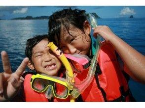 【沖縄・慶良間】0歳から参加可能!慶良間(ケラマ)諸島シュノーケリング体験(1日コース)