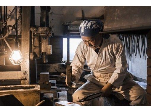 【岡山・瀬戸内市】SETOUCHI 匠 COLORS 長船の刀剣~刀匠の工房を訪ね、ペーパーナイフをつくる~の紹介画像