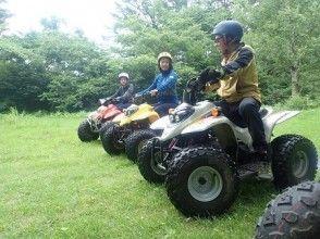 【長野・伊那谷】森林コースをバギーで走ろう♪オフロードバギーツアー体験