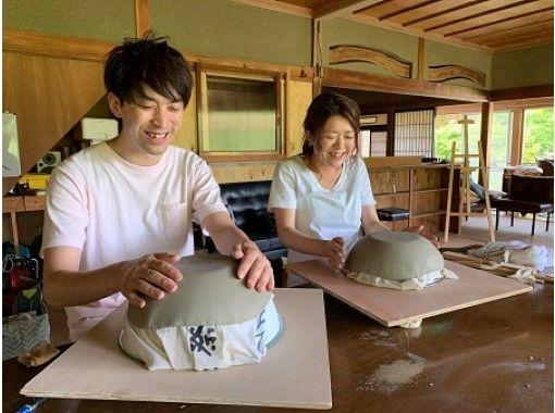 【長野・伊那谷】静かな山の古民家で日常を忘れて 山の器作り体験の紹介画像