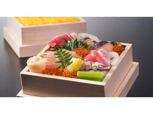 [Okayama / Okayama] I was surprised when I turned it over! !! Enjoy Okayama's famous Karasujo Golden Hidden Sushiの紹介画像