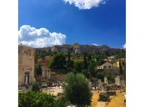 [Live broadcast from Athens, Greece! ] Limited to July 24th! Guide to the ruins and the old town