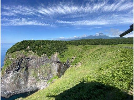 【北海道・知床】フレペの滝トレッキングツアー 無料送迎付き!