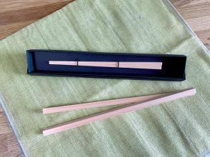 【三重・多気】マイ箸作り体験、鉋がけの簡単な作業で初心者でも安心◎
